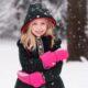 kurtka zimowa dla dziewczynki