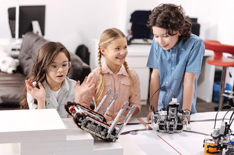 Zabawki do nauki programowania